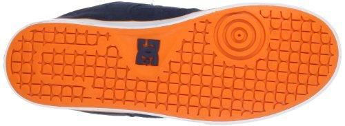 DC Shoes PURE SLIM TX - Zapatillas de lona hombre azul - Blau (DK BLUE)