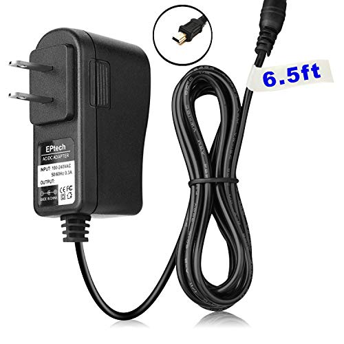 (AC/DC Adapter for Cen-Tech Professional CAN & OBD II 2 OBDII OBD2 Deluxe Scan Tool Item 60693 CenTech Power Supply Cord Cable PS Wall Home Battery Charger Mains PSU)