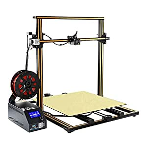 ALZHP Impresora 3D, Impresora 3D con Función De Impresión De ...