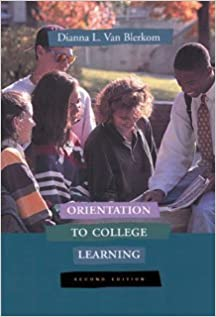 Book Orientation to College Learning
