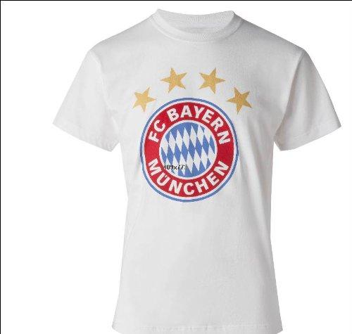 FC Bayern M/ünchen Logo T-Shirt