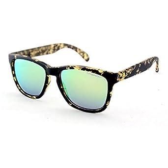 Amazon.com: 2016 apeirom TR90 Moda anteojos de sol ...