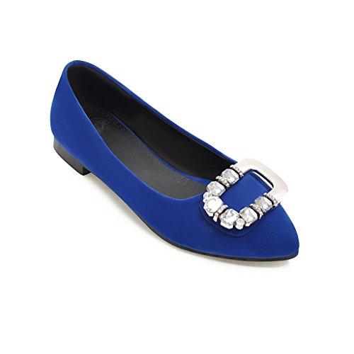 En vista del tamaño y el número de estudiantes con baja singles femeninos zapatos Zapatos blue