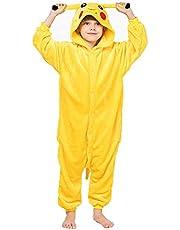IUTOYE Overall pyjama cosplay kostuum nachtkleding avondjurk carnaval cosplay Halloween Kerstmis party cartoon unisex