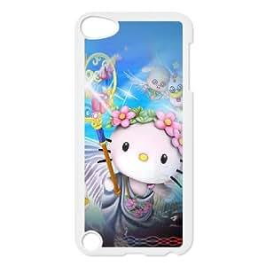 iPod Touch 5 Case White Hello Kitty BNY_6695193