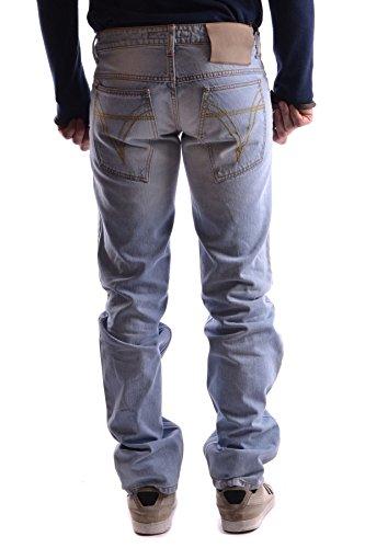 Andrew Mackenzie Homme MCBI019002O Bleu Coton Jeans