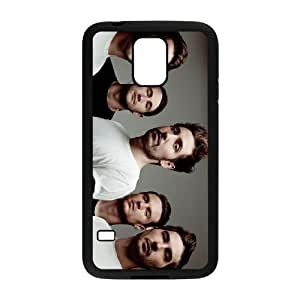 Samsung Galaxy S5 Cell Phone Case Black You Me at Six 002 YB4976342