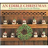 An Edible Christmas, Irena Chalmers, 0688110843