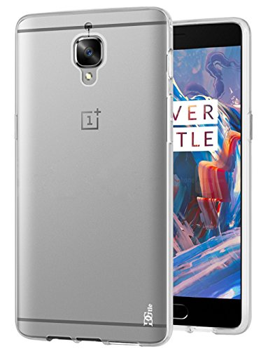 Ultra Clear Soft Silicone Gel TPU Shockproof Case For OnePlus 3 - 2