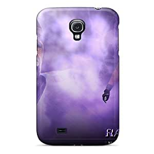 Ideal Richardcustom2008 Cases Covers For Galaxy S4(baltimore Ravens), Protective Stylish Cases