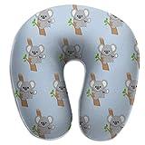 Camp Ursula Animal Australia Koala Bear Soft Memory Foam Neck Support Travel Pillow