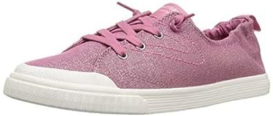 TRETORN Women's MEG4 Sneaker, Rosado, 4 Medium US