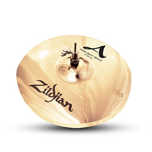 Zildjian 14-Inch Dyno Beat Hi Hat, One only for sale  Delivered anywhere in Canada