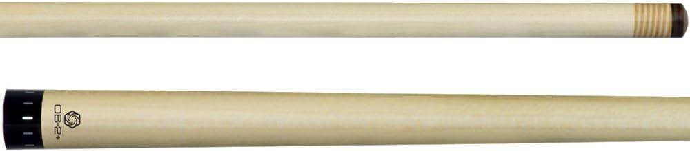 ob2 Plus Low Deflectionプールキューシャフト  5/16x18 黒 Collar
