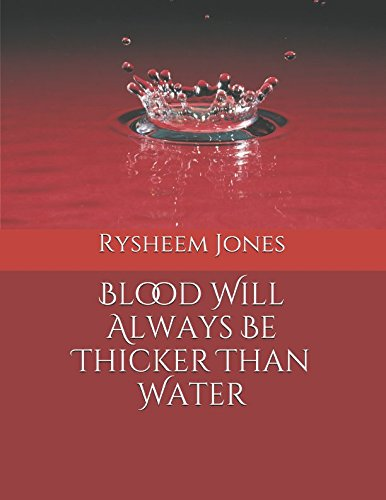 Blood Will Always Be Thicker Than Water pdf