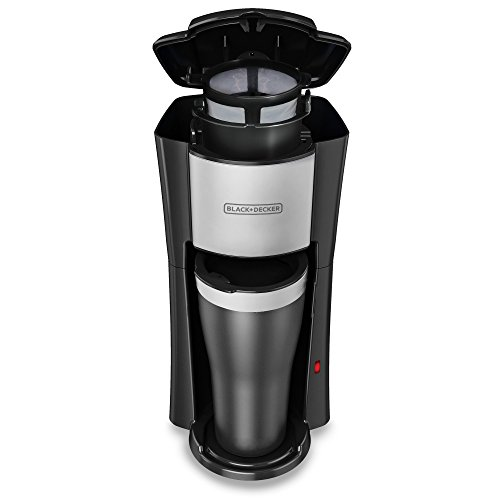 Black And Decker Coffee Maker Accessories : From USA BLACK+DECKER CM618 Single Serve Coffee Maker, Black 11street Malaysia - Coffee ...