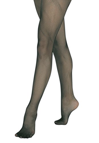 - Grandeur Hosiery Girls' Kids Children's Seamless Fishnet Dance Ballet Tights Pantyhose Stockings Hunter Green 12-14