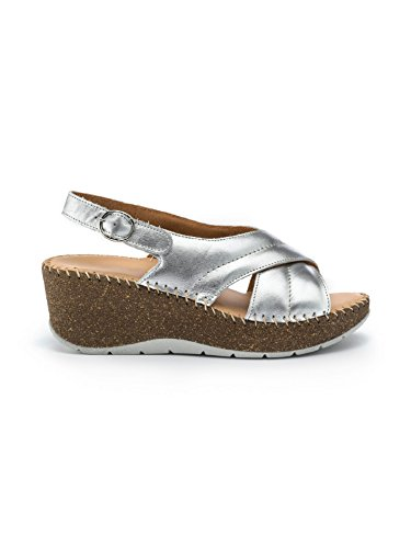 Supersoft Silber Silber Silber Supersoft Sandalette Supersoft Supersoft Sandalette Plateau Plateau Plateau Sandalette Sandalette 6dtqAx