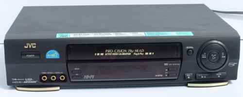 JVC HR VP672u 4 Head Stereo VHS VCR