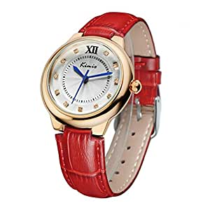 Kimio Casual Watch For Women Analog Leather - kw-526