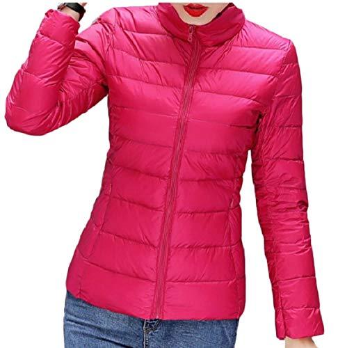Down Packable 5 Puffer Lightweight Women's Casual Coats security Jackets qx6S4wIIv