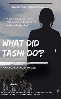 What did Tashi do? by [Alammyan, Anangsha]