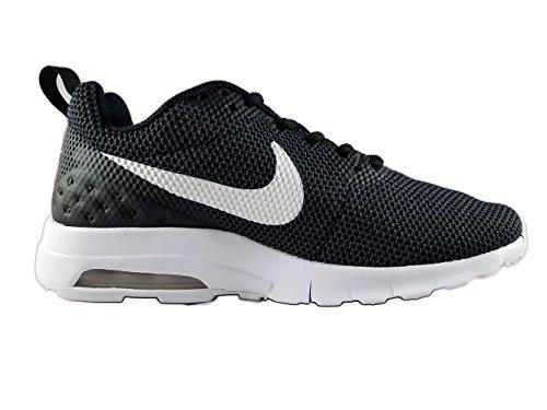 Nike Womens Air Max Motion Lw Scarpa Da Corsa Nero / Bianco-bianco-antracite