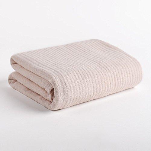 Handtücher und reinem Baumwollgarn, der Super-Saugfähige Qualität Farbe Badetuch 70 cm * 140 cm, braun intensivieren