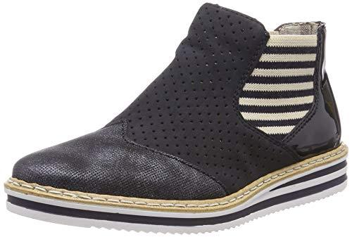 Rieker Damen N0255-14 Chelsea Boots