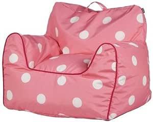 Amazon.com: Circo Children Kids Bean Bag Chair Polka Dots ...