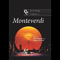 The Cambridge Companion to Monteverdi (Cambridge Companions to Music) book cover