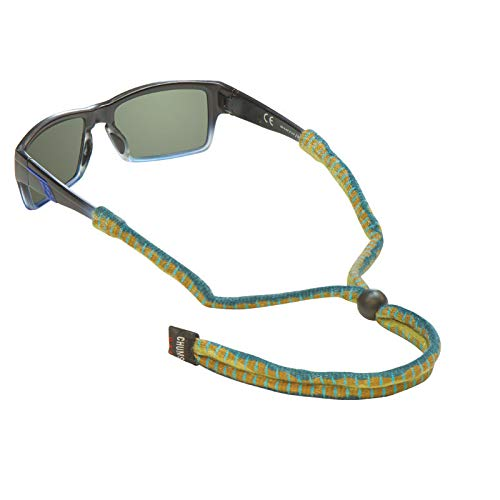 Marlins Rocks - Chums Original LTD Polyester Standard End Eyewear Retainer, Marlin, Standard