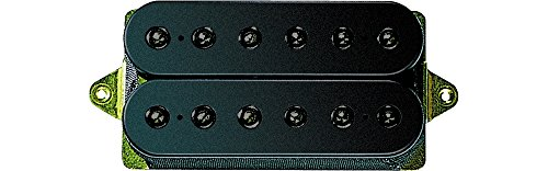 [DiMarzio DP151 PAF Pro Humbucker Pickup - Black] (Pro Humbucker)