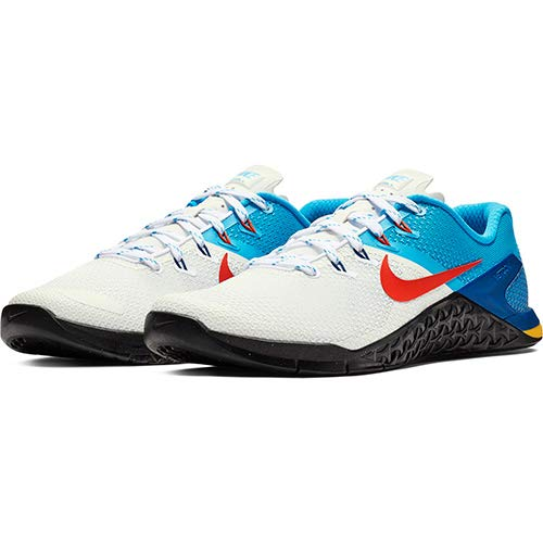 Nike Men's Metcon 4 Training Shoes (13, White/Bright -