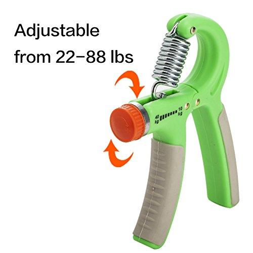DevaLook Strengthener Exerciser Adjustable Resistance