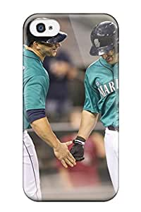 High-quality Durability Case For Iphone 4/4s(seattle Mariners )