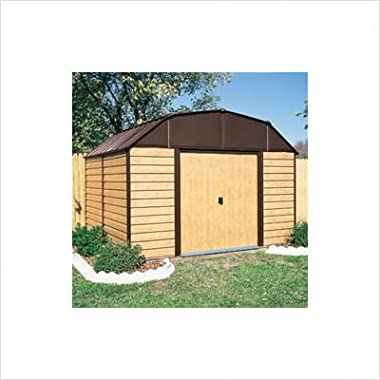 Arrow Woodhaven WH Storage Shed, 10 by 14-Feet