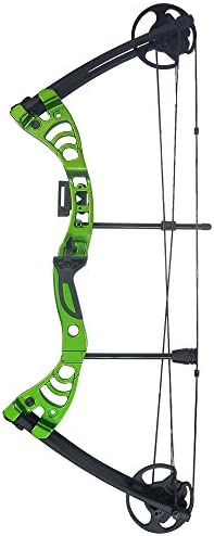 iGlow 30-55 lbs Black Green Camouflage Camo Archery Hunting Compound Bow 175 150 70 55 40 30 lb Crossbow