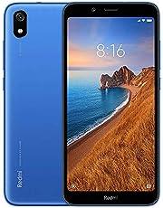 "Xiaomi Redmi 7A, Smartphone 2GB 32GB 5.45"" HD Snapdragon 439 Octa Core Mobile Phone 4000mAh 13MP Camera, Wi-Fi 802.11 b/g/n/Bluetooth 4.2, Android, Azul"