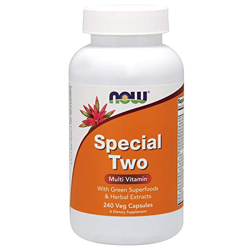 NOW Special Two,240 Veg Capsules