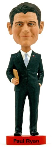 Royal Bobbles Paul Ryan Bobblehead