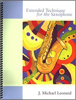 teaching extended techniques on the saxophone Home saxophone tuition  tone  articulation & tonguing tonguing the word articulation refers to the way wind players use their tongue (or not) as part of musical phrasing and the first thing i'm going to say about this may sound a bit odd: you don't start the note with your tongue.