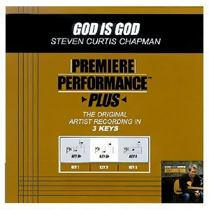 Premiere Performance Plus - God Is God by Sparrow Records