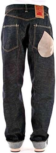 Ijin jeans 6 pocket regular fit denim jean IGIN4359