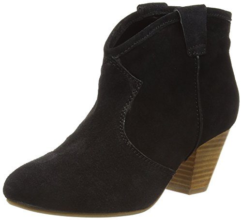 New Look Aerosmith Sue Western - Botas camperas Mujer Negro - negro