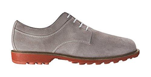 FootJoy Club Casual Golf Shoes 79002 - Grey Suede - 13 - Medium