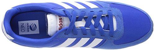 adidas City Racer, Scarpe Sportive, Uomo, Blu (Azul (Maruni/Stcaqp/Negbas)), 43.3333333333333