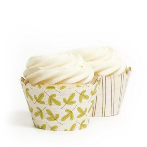 Dress My Cupcake Reversible Wrappers