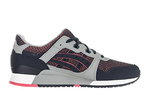 Gel Sneaker III Guava Asics Medium Retro Grey Men's Lyte qSt51