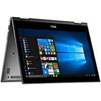 Dell Inspiron 2018 Newest Business Flagship Laptop PC 13.3 2 in 1 FHD Touchscreen Intel Core i3-7100U Processor 8GB DDR4 RAM 1TB HDD Bluetooth Webcam HDMI Windows 10-Gray